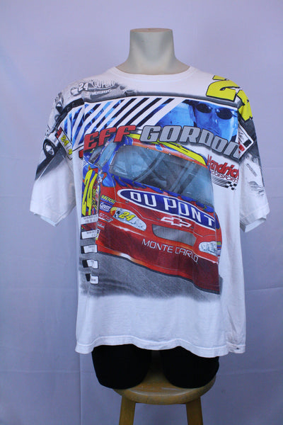 VINTAGE Jeff Gordon T-Shirt (L)