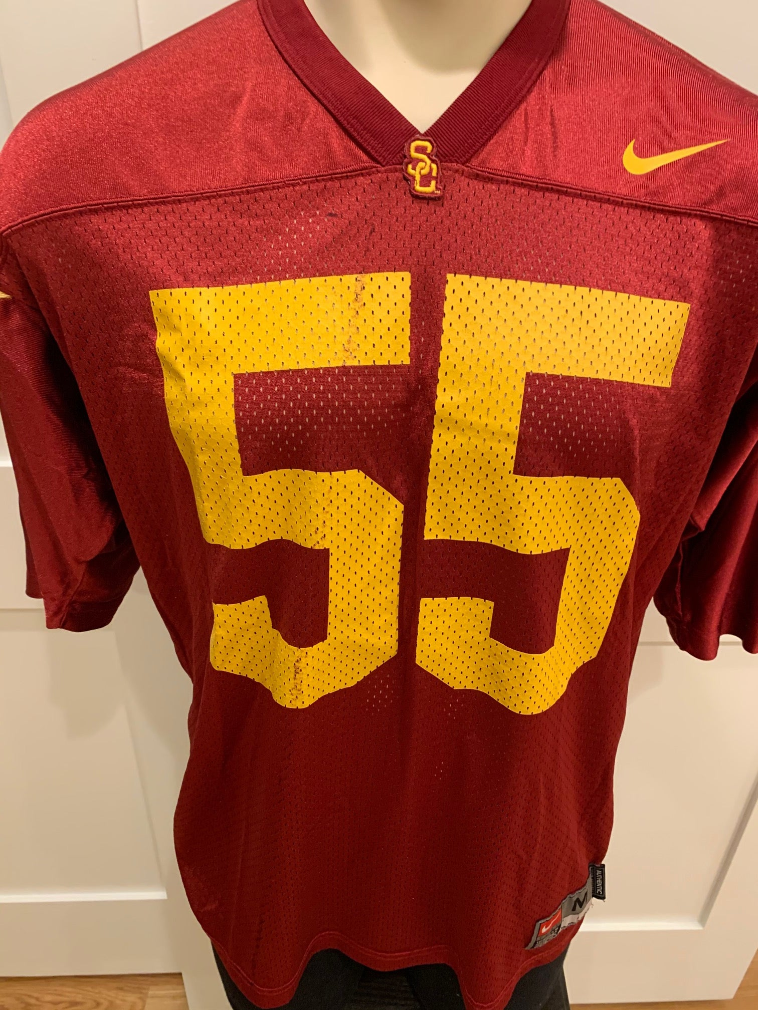 Junior Seau #55 USC Jersey - Medium
