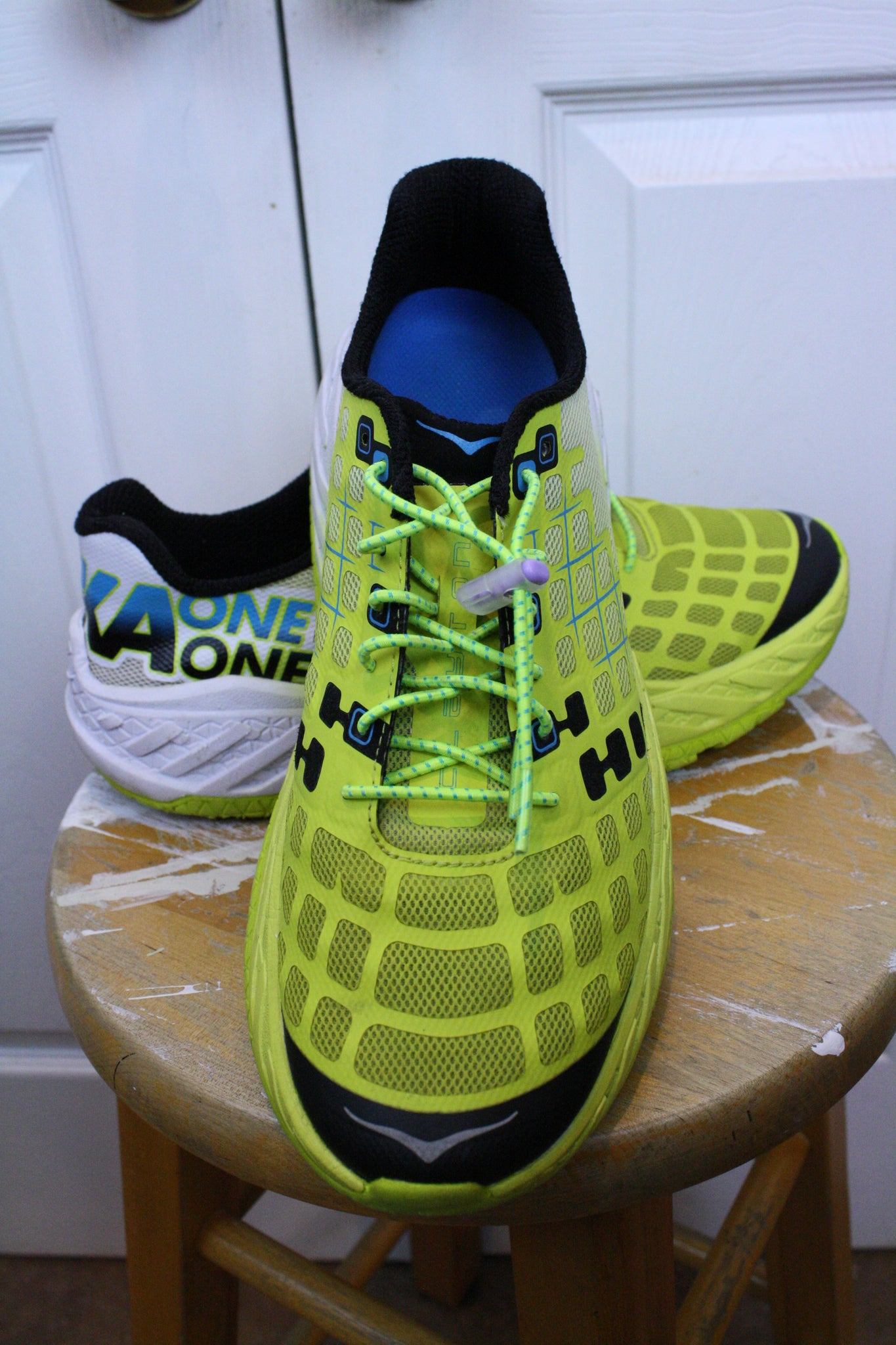 Hoka One One Clayton Running Shoe (sz. 10.5)