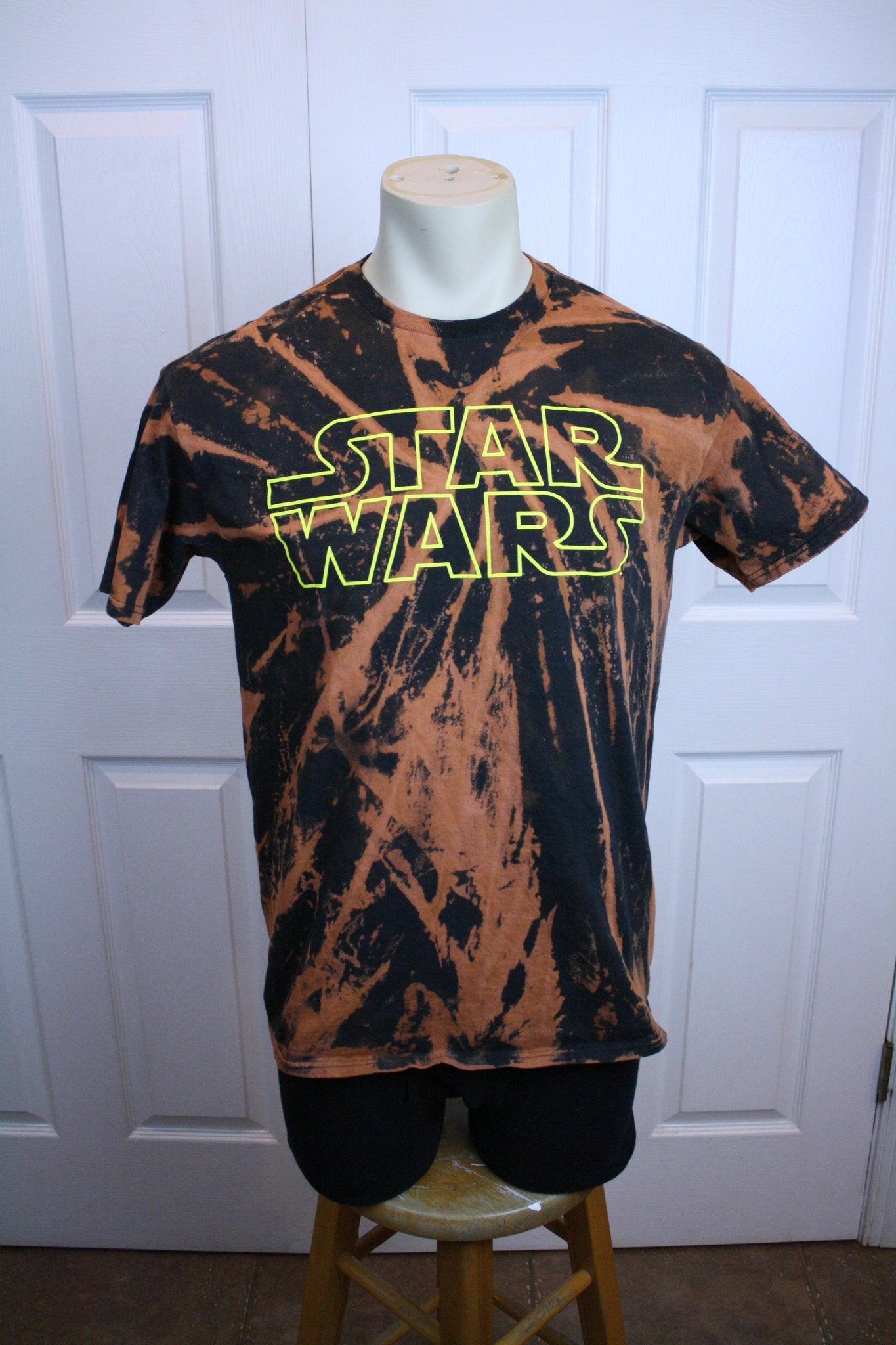 LIMITED SIZES: 1 of 1 CUSTOM Star Wars T-Shirt