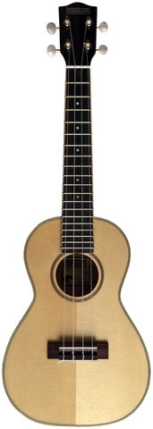 Makai Limited Solid Spruce/Scholar Mahogany Concert Ukulele LC-75S