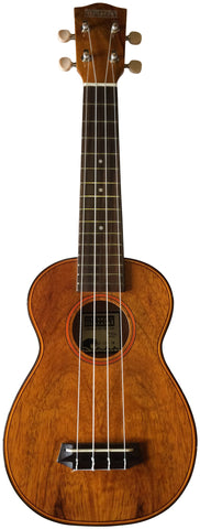 Makai Limited Series Icon Maple Soprano Ukulele LK-120IM