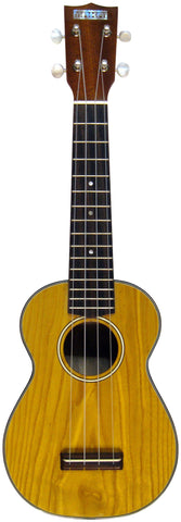 Makai Limited Series Water Willow Soprano Ukulele LK-85W