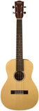 Makai Solid Top Series With White Binding Baritone Ukulele MB-70A