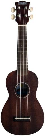 Makai Mahogany Series With Dark Finish Soprano Ukulele MK-51