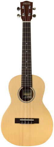 Makai Solid Top Series With White Binding Tenor Ukulele MT-70