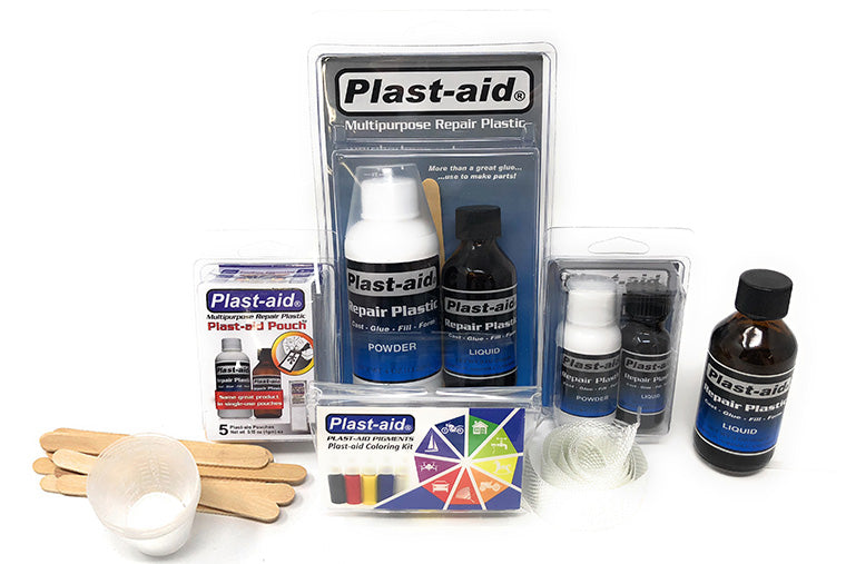 What is Plast-aid?