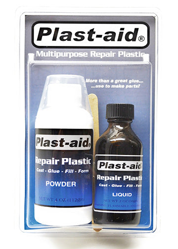 Plast-aid 6 oz Kit