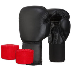 Gloves & Wraps Package