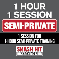 1-Hour Semi-Private Session
