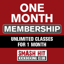 1-Month Unlimited Classes Membership