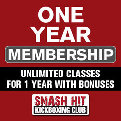 1-Year Unlimited Classes Membership