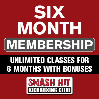 6-Month Unlimited Classes Membership