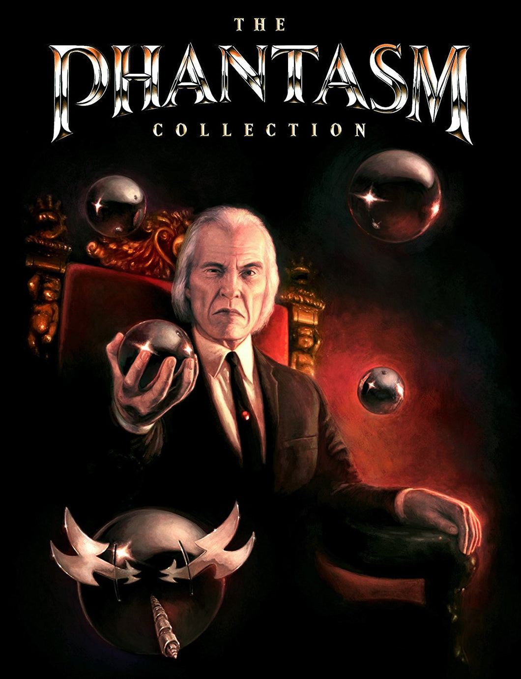The Phantasm Collection: Special Edition Boxset (Autographed by Regman) [Blu-ray]