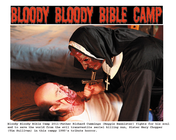 Bloody Bloody Bible Camp - Reg Kill Shot