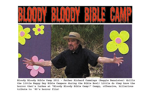 Bloody Bloody Bible Camp - Bible Bowl