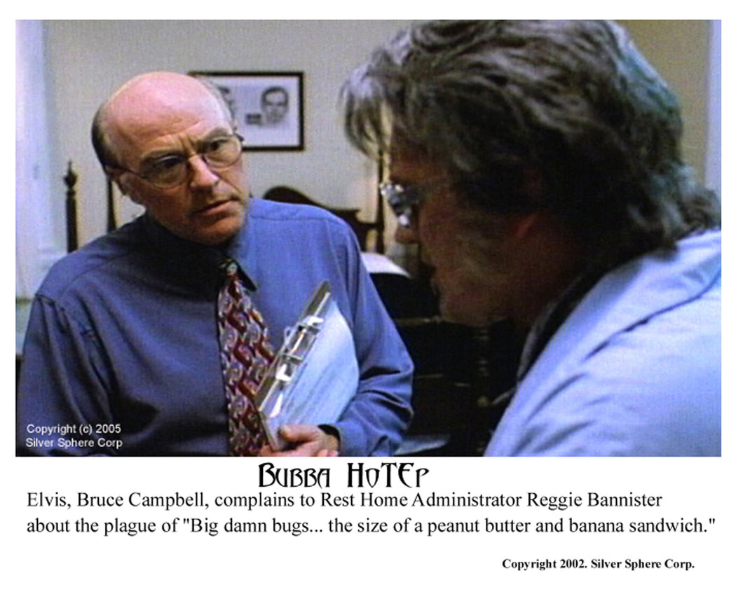 Bubba Ho-Tep - Reggie Bannister & Bruce Campbell