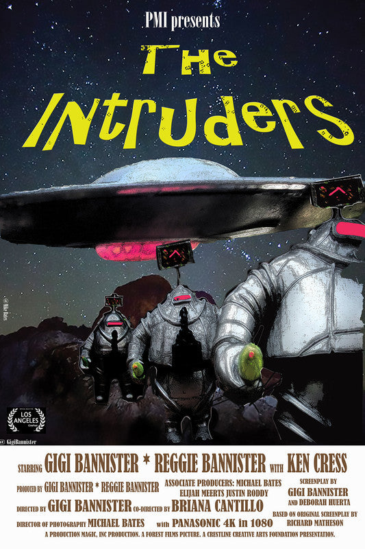Intruders - DVD