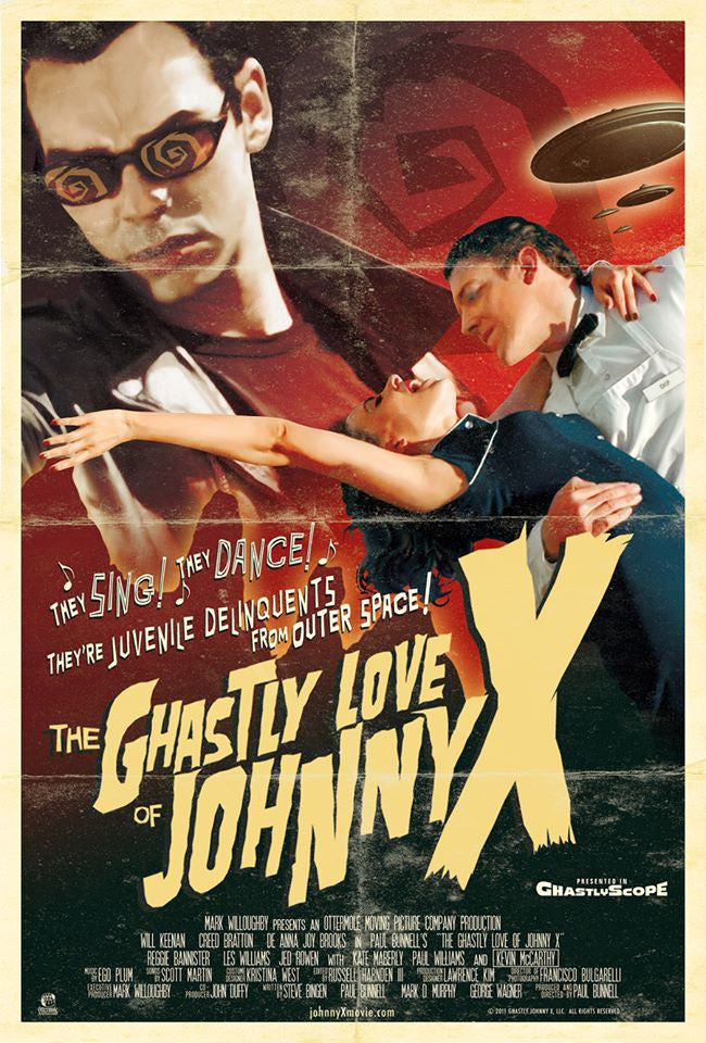 Johnny X - DVD