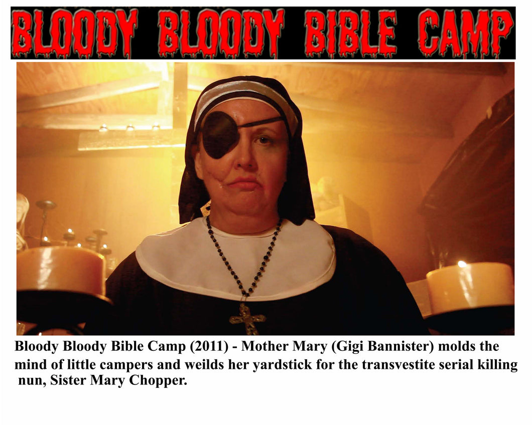 Bloody Bloody Bible Camp - Nun