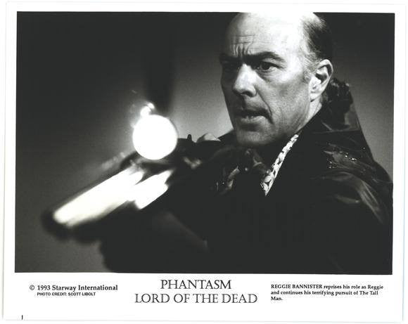 Phantasm III: Lord of the Dead B&W
