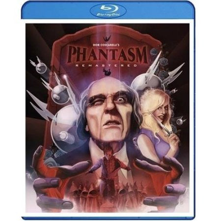 Phantasm Remastered DVD
