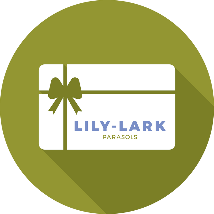Large Parasol Gift Card - Lily-Lark