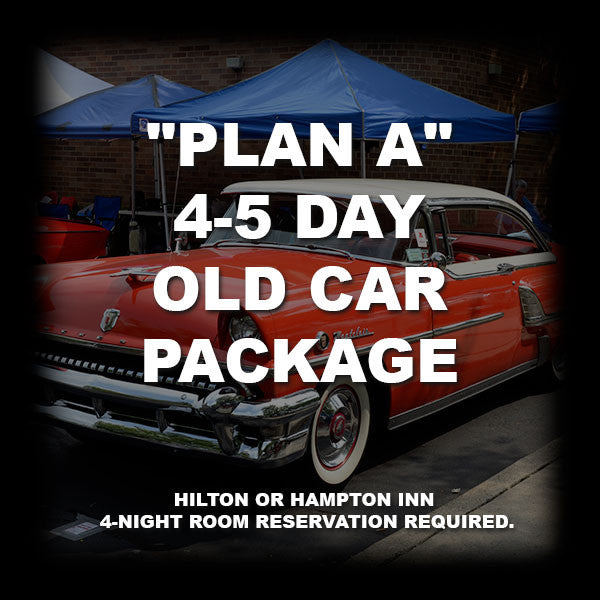 01 - PLAN A ADULT CAR PACKAGE