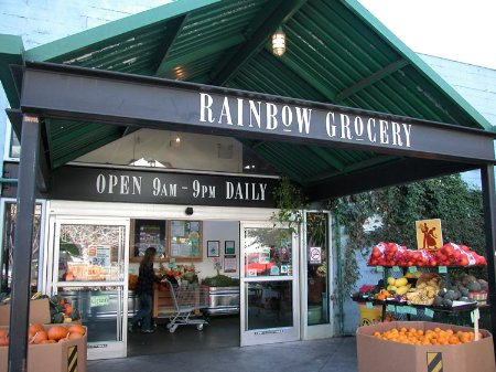 Rainbow Grocery San Francisco