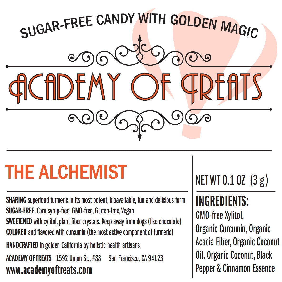The Alchemist Candy