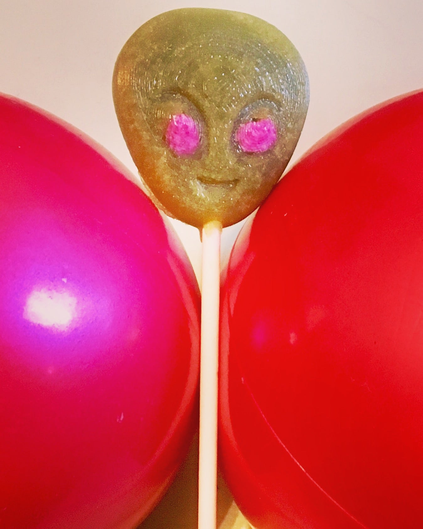 Alien Aphrodisiac Lollipop