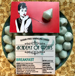 Breakfast at Tiffany's Candy