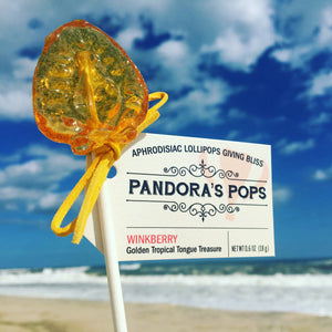 Winkberry Aphrodisiac Lollipops (Gold)