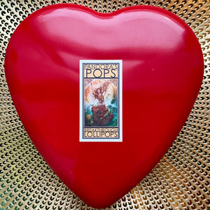 Burning Man Aphrodisiac Lollipop