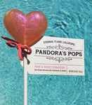 Spark relationships and enhance your romantic or dating experience. Lollipops with herbs and essential oils known to support romance, love and sex