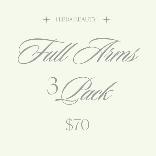 Upper Lip - Laser 3 Pack