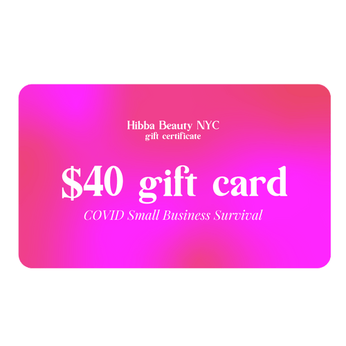Hibba Beauty Support Gift Card