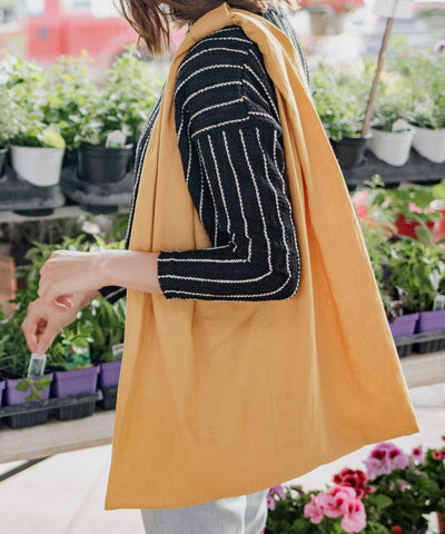 Mesa Market Tote - Honey