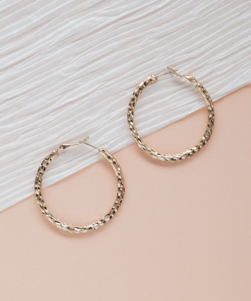 Lexington Hoop Earrings