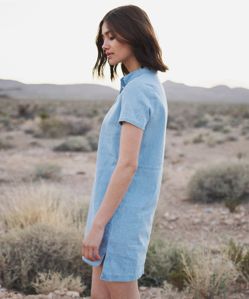 Bergen Denim Dress