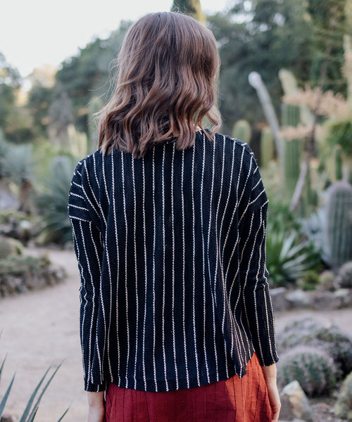Brighton Striped Top