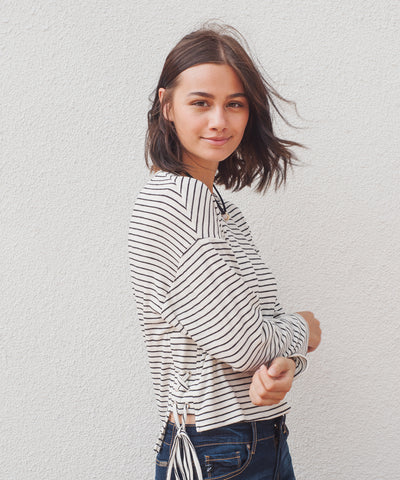Emerson Striped Top