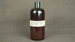 African Black Soap Liquid 16 oz - Scented
