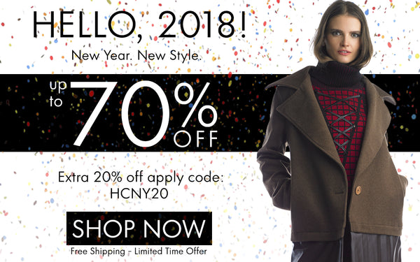 Historic New York - Up To 70% Off New Year Women's Fashion Sale