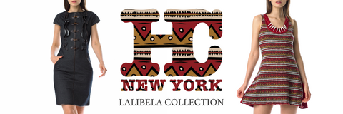 Historic New York - Lalibela Collection - Women Luxury Fashion