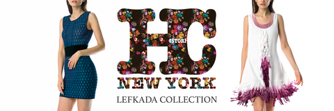 Historic New York - Lefkada Collection - Luxury Women Fashion 2017