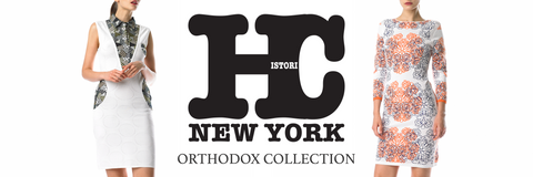 Historic New York - Orthodox Collection - Luxury Women Fashion 2017