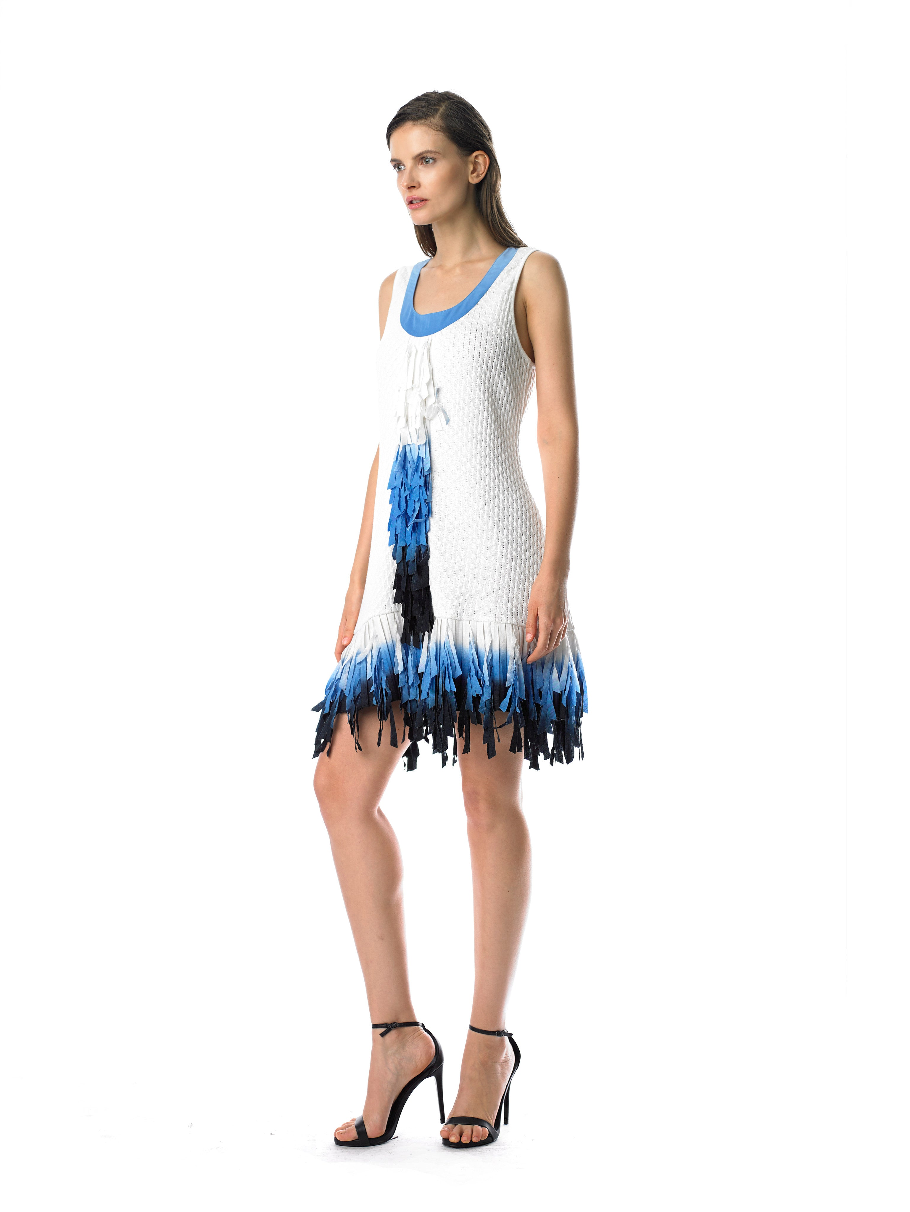 Historic New York Wave in Ocean Dress - Historic New York