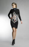 Historic New York Galerie D'art En Cabochon Dress for Women