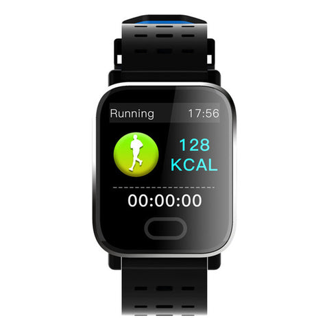 Smartwatch A6 Bluetooth Fitness Tracker - ELARIC Collection